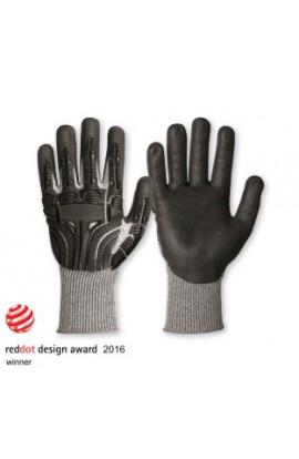 Rękawice ochr. kl. 5 360° z włóknem Typhoon®, ochrona przed uderzeniem