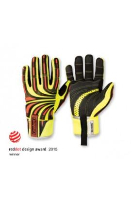 Odporne na przecięcia rękawice ochronne Impact Hi-Viz™