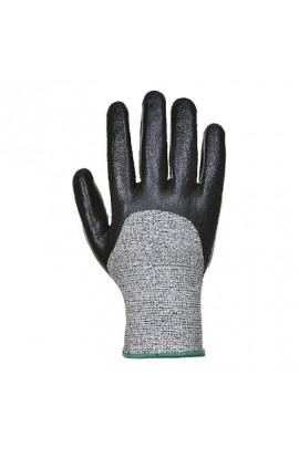 Rękawice antyprzecięciowe klasa 5 pokryta pianką nitrylową A621