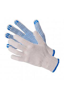 Rękawica nakrapiana PCV RND600