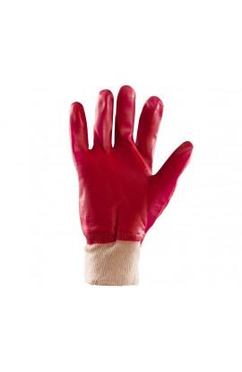Rękawica powlekana PCV ze ściągaczem