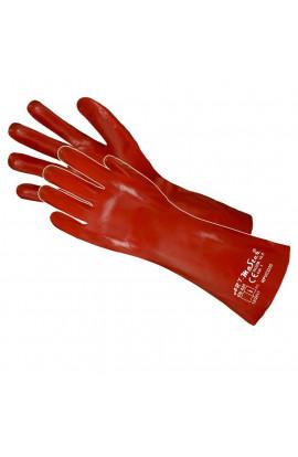 Rękawica powlekana PCV 35 cm